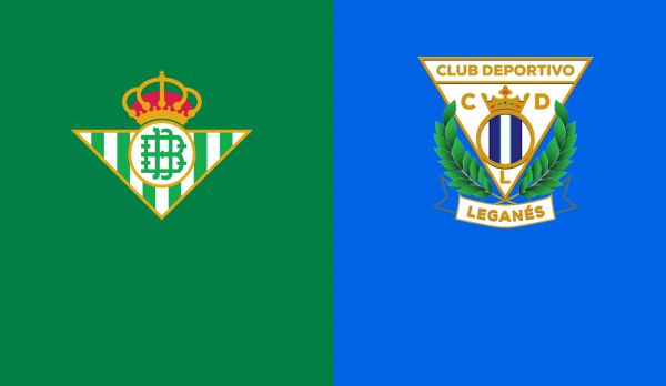Real Betis - Leganes am 30.09.