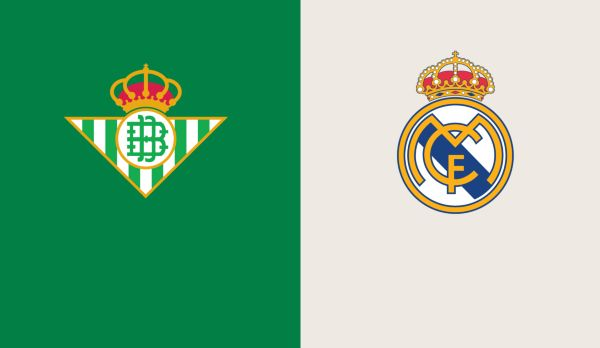 Real Betis - Real Madrid am 13.01.