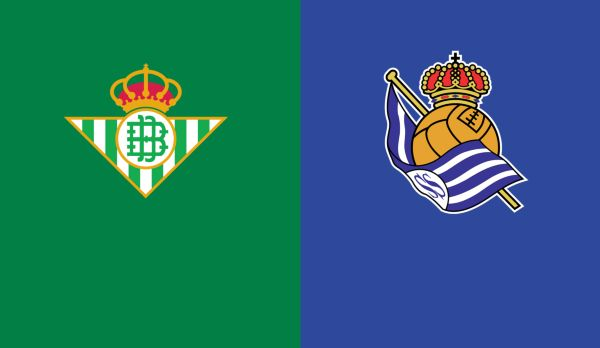 Real Betis - Real Sociedad am 18.10.