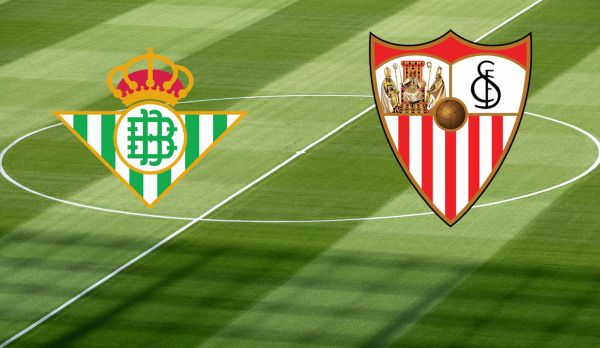 Real Betis - Sevilla am 12.05.