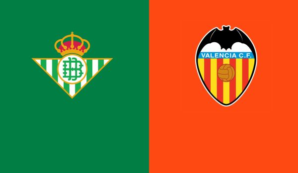 Real Betis - Valencia am 23.11.