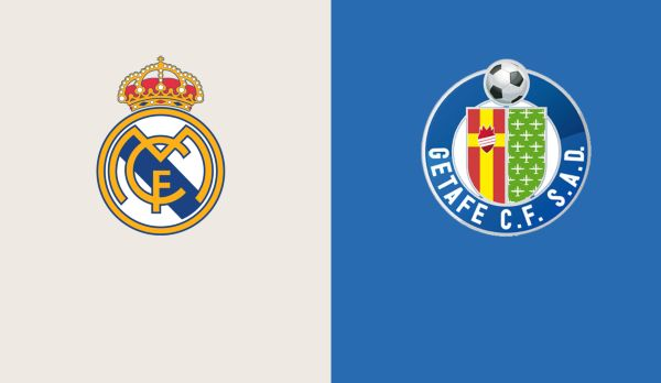Real Madrid - Getafe am 19.08.
