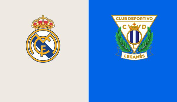Real Madrid - Leganes am 01.09.