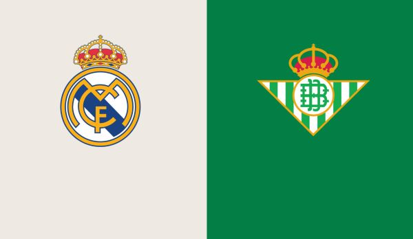 Real Madrid - Real Betis am 19.05.