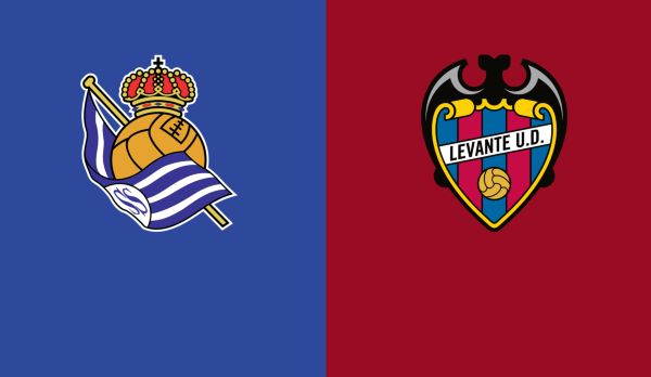 Real Sociedad - Levante am 15.03.