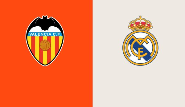 Valencia - Real Madrid am 03.04.