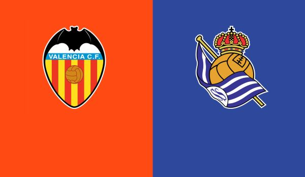 Valencia - Real Sociedad am 10.02.