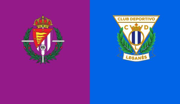 Valladolid - Leganes am 01.12.