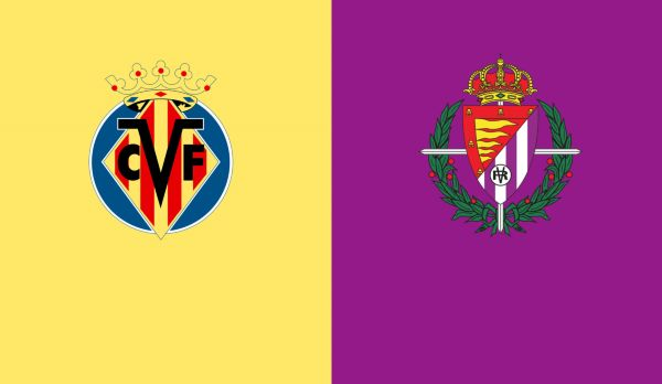 Villarreal - Valladolid am 30.09.