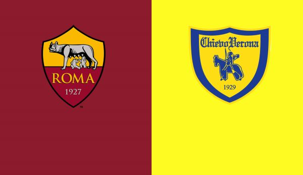AS Rom - Chievo Verona am 28.04.