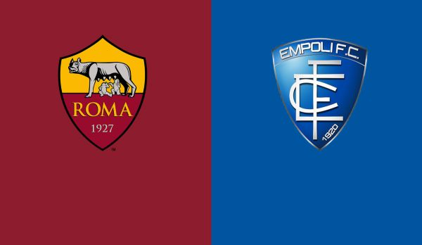 AS Rom - Empoli am 11.03.