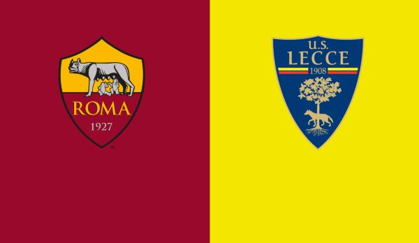 AS Rom - Lecce am 23.02.
