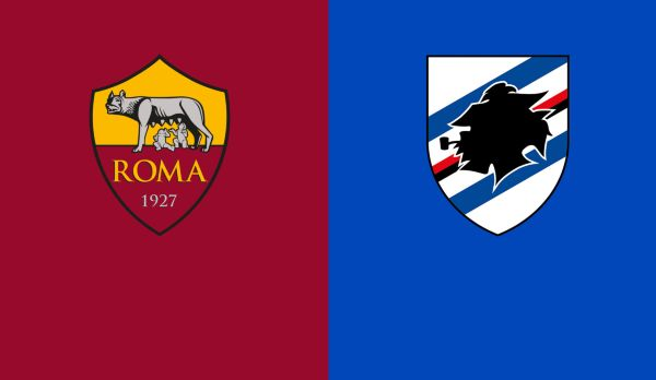 AS Rom - Sampdoria am 11.11.
