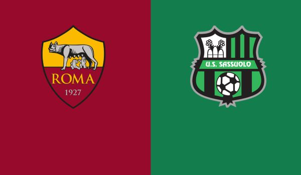 AS Rom - Sassuolo am 15.09.