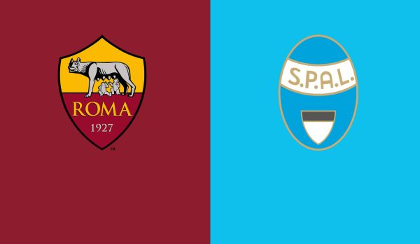 AS Rom - SPAL am 20.10.