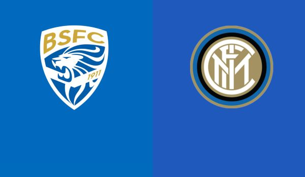 Brescia - Inter Mailand am 29.10.