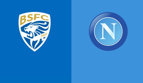 Brescia - Neapel am 21.02.
