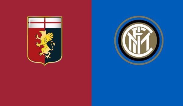 CFC Genua - Inter Mailand am 03.04.