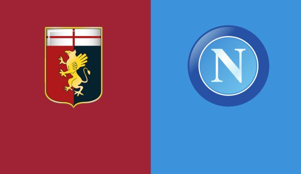 CFC Genua - Neapel am 10.11.
