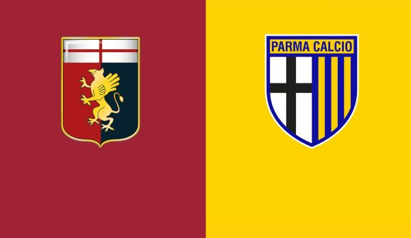 CFC Genua - Parma am 30.11.