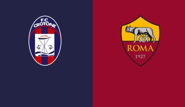 Crotone - AS Rom am 18.03.