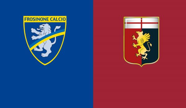 Frosinone - Genua am 30.09.