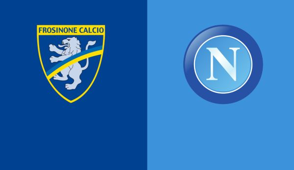 Frosinone - Neapel am 28.04.