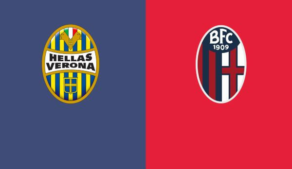 Hellas Verona - Bologna am 25.08.