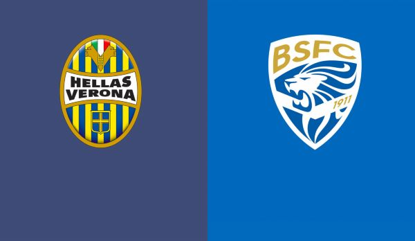 Hellas Verona - Brescia am 03.11.