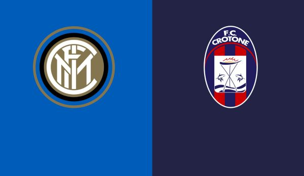 Inter Mailand - Crotone am 03.02.