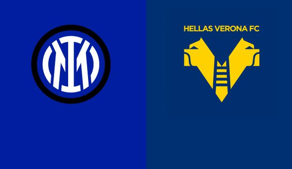 Inter Mailand - Hellas Verona am 31.03.