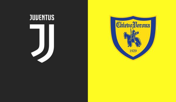 Juventus - Chievo Verona am 21.01.