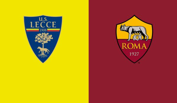 Lecce - AS Rom am 29.09.