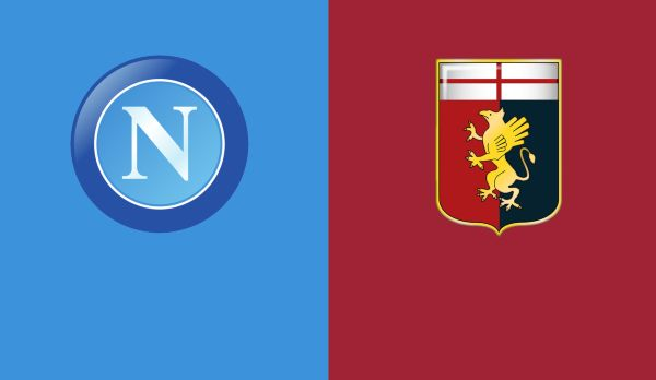 Neapel - CFC Genua am 18.03.