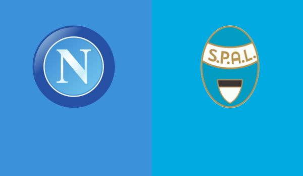 Neapel - SPAL am 18.02.