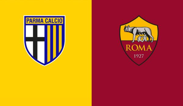 Parma - AS Rom am 10.11.
