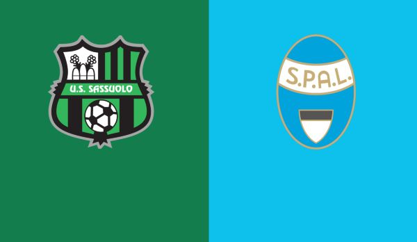 Sassuolo - SPAL am 22.09.