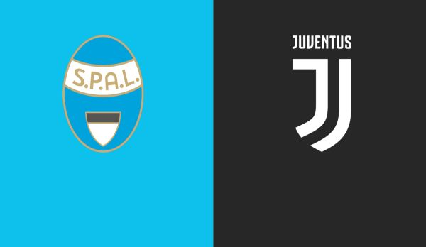 SPAL - Juventus am 13.04.