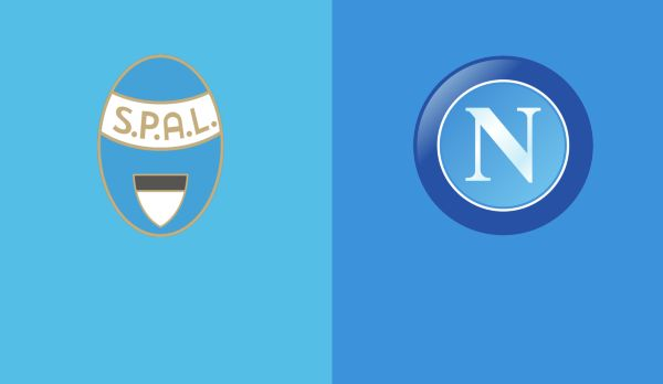 SPAL - Neapel am 27.10.