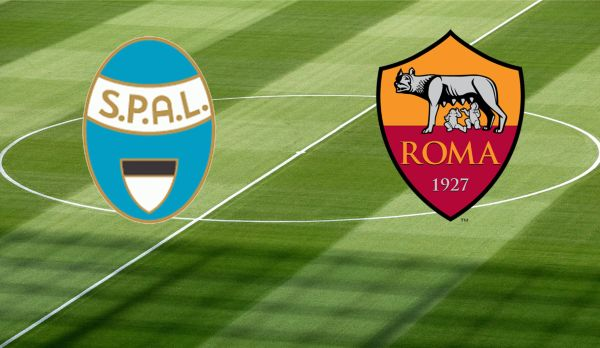 SPAL - Rom am 21.04.