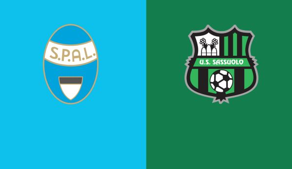 SPAL - Sassuolo am 09.02.