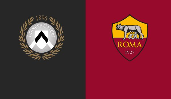 Udinese - AS Rom am 17.02.