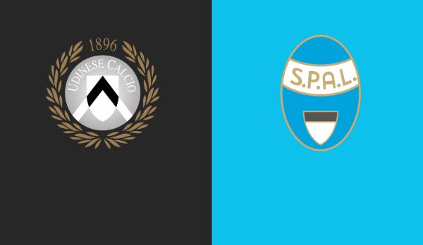 Udinese - SPAL am 18.05.