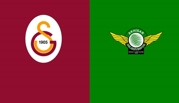 Galatasaray - Akhisarspor am 05.08.