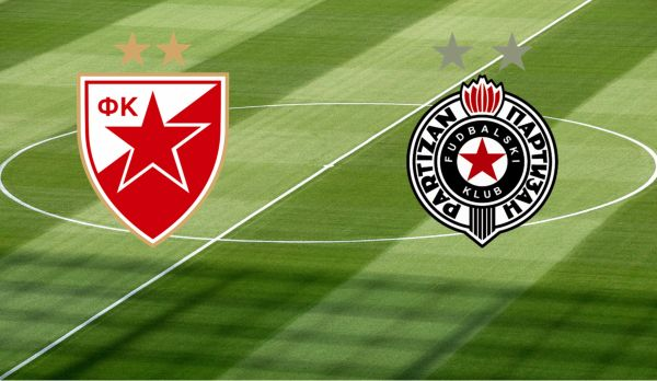 Roter Stern - Partizan am 14.04.