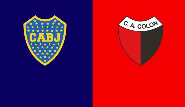 Boca Juniors - Colon am 01.10.
