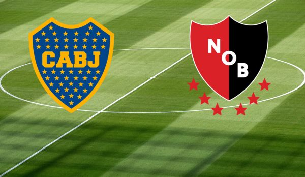 Boca Juniors - Newell's Old Boys am 23.04.