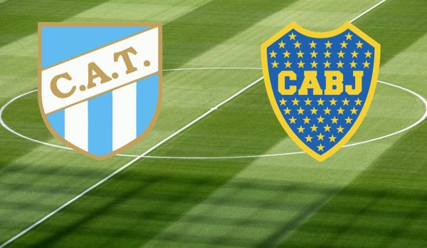 CA Tucuman - Boca Juniors am 18.03.