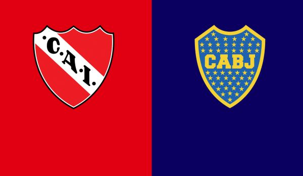 Independiente - Boca Juniors am 16.04.