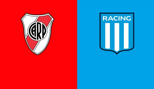 River Plate - Racing am 10.02.